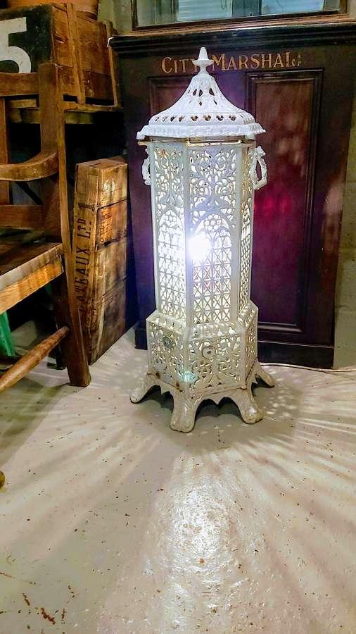 19th century conservatory heater