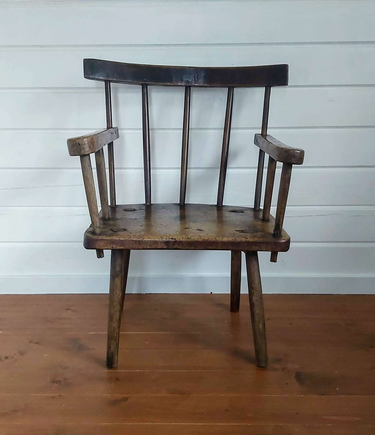 C1840 Irish Famine Chair