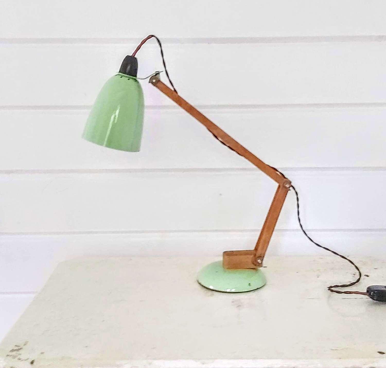 Terence Conran pastel green Vintage Maclamp